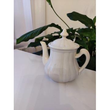 Herbaciarka białą