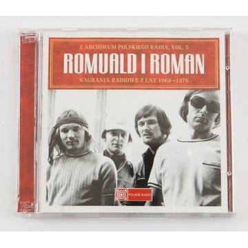 Romuald i Roman Nagrania Radiowe 1968-76 2CD
