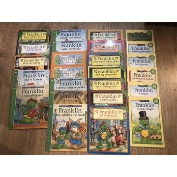 Zestaw książeczek Franklin