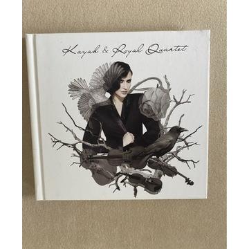 Kayah & Royal Quartet CD