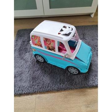 Super mega zestaw domków i pojazdów Barbie!