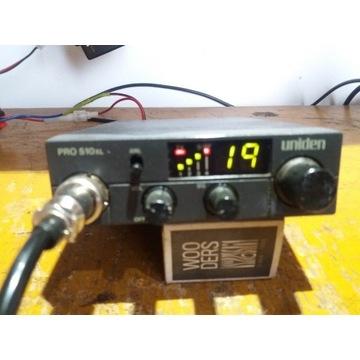 CB Radio Uniden 510