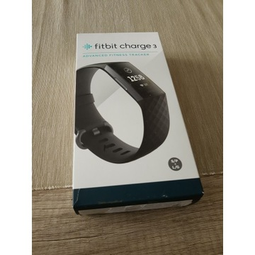 Fitbit Charge 3 stan bdb