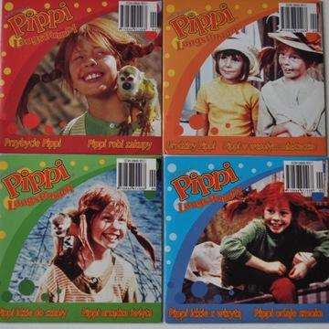 Pippi Langstrumpf - 4 płyty VCD
