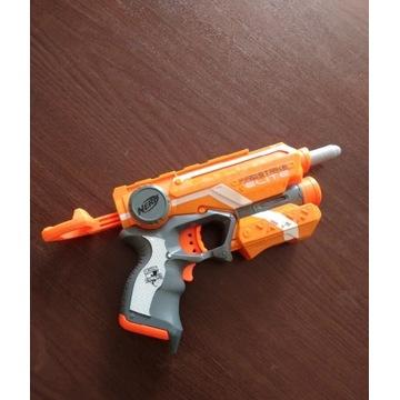 Pistolet Nerf laser