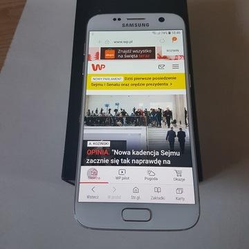 Samsung Galaxy S7 4/32GB nowy wyświetlacz +gratis