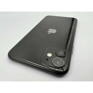 iPhone 11 128GB Black + dużo akcesoriów