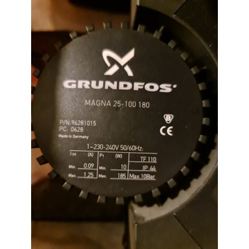 Pompa Grundfos Magna 25-100 180