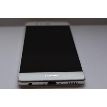 Huwei p9 eva-l19 DUAL SIM, biały, idealny
