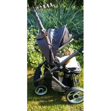 Mutsy Evo - wózek wielofunkcyjny, zestaw 2w1