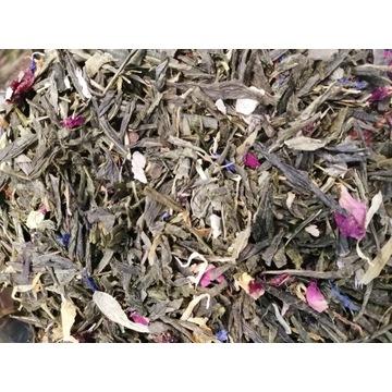 Herbata zielona Sencha Millenium 100g