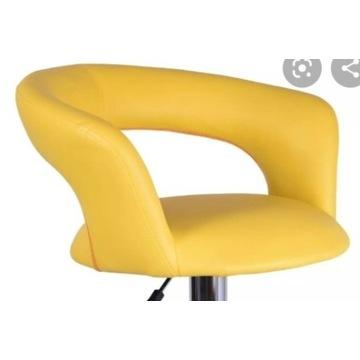 Nowe siedzisko do hokera rozstaw 10x10 żółte