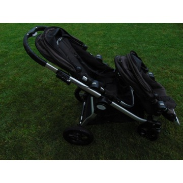 Wózek dziecko Baby jogger City Select rok po roku