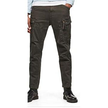 Spodnie G-STAR Roxic Straight Tapered Rozm 38/34