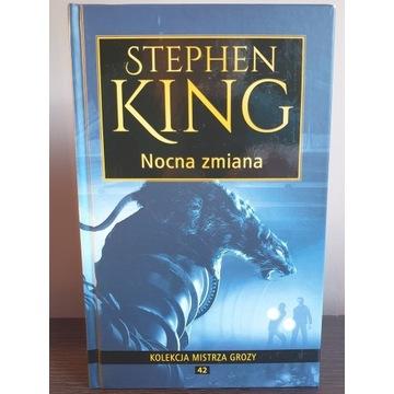 Stephen King - Nocna zmiana