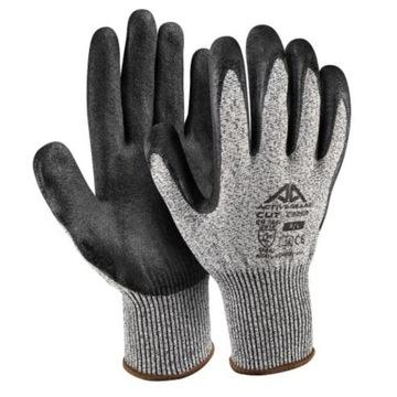 Rękawice robocze antyprzecięciowe Active Gear 9