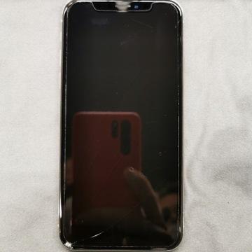 IPhone X zbity