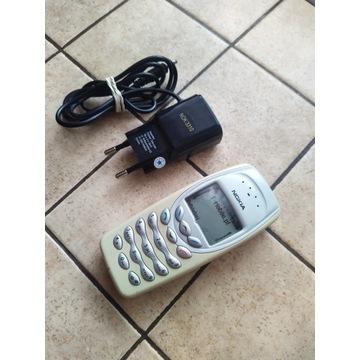 Nokia 3410 z POLSKIM Menu Bez Simlocka BDB