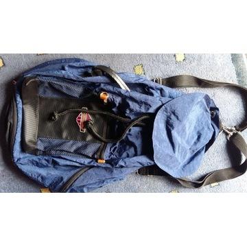 Plecak marynarski wore, nowy,granatowy,unikat.