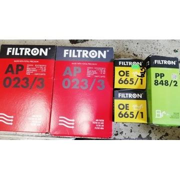 Filtry Filtron AP023/3 OE665/1 PP848/2