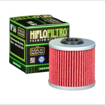 Filtr oleju HiloFiltro HF566