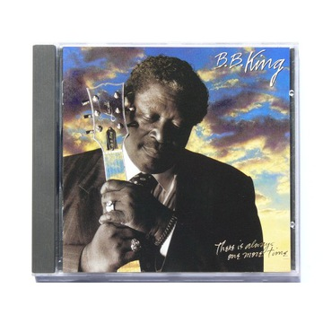 BB King There's Always One More Time 1991 GERMAN