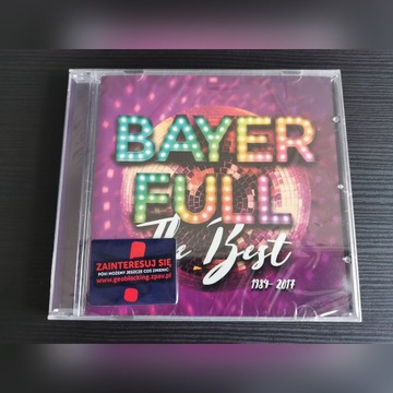 Bayer Full: The Best 1984-2017 - CD