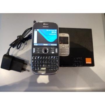 Nokia Asha 302 - zestaw