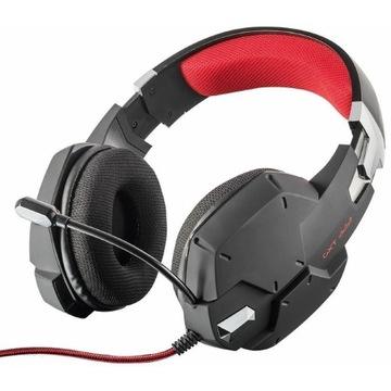Słuchawki Gamingowe Trust GXT322 Carus czarne