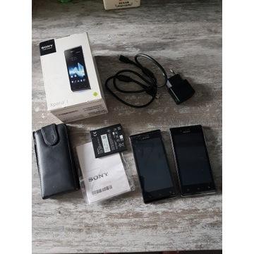 Sony Xperia J ST26i-2 sztuki bez simlocka