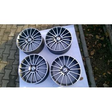 felgi toora 18 cali 4x100 Audi Mini Renault Opel
