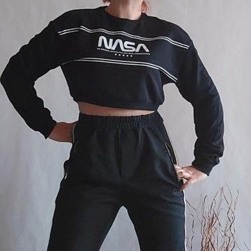 Krótka bluza Nasa.
