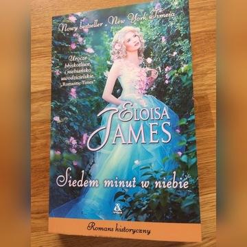 Eloisa James Siedem minut w niebie