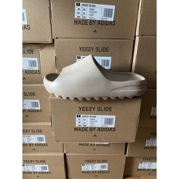 Adidas Yeezy Slide Pure, Soot, Glow