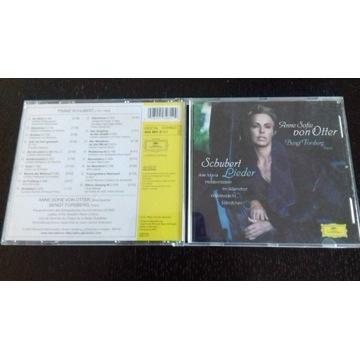 Schubert Lieder Anne Sofie von Otter