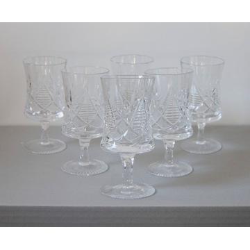 Kryształowe kieliszki do wina - Zawiercie