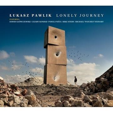 Płyta CD -Łukasz Pawlik  Lonely Journey album