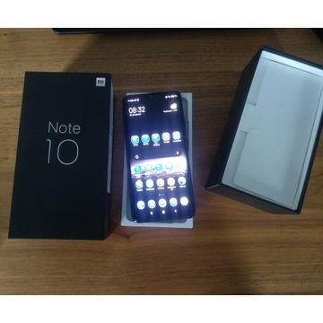 Xiaomi Mi Note 10 6/128GB Nowy gwarancja