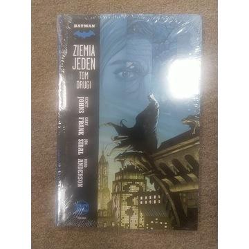 Batman - Ziemia Jeden tomy 1-2