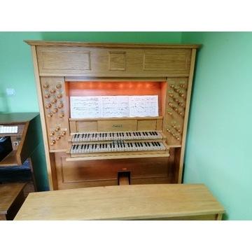 Cyfrowe organy kościelne Viscount Canticus I