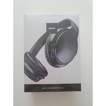 Bose QC35 słuchawki gwarancja do 11.08.2022 nowe