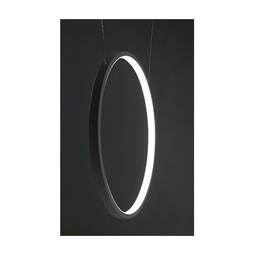 Lampa ring koło pierścieniowa okrągła LED 80 cm
