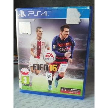 GRA - FIFA 16 - PS4 | STAN IDEALNY
