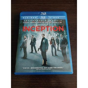 Incepcja - 2 Blu-ray + DVD