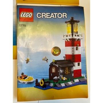 Lego Creator Latarnia 5770