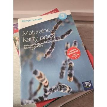 Biologia na czasie 3 maturalne karty pracy