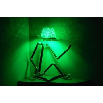 Lampa Industrialna LUDEK LED Multicolor