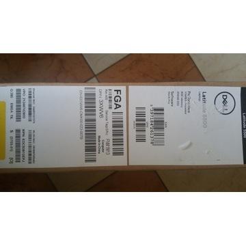 Dell Latitude 5500 i5/8/256/W10P , gratis office