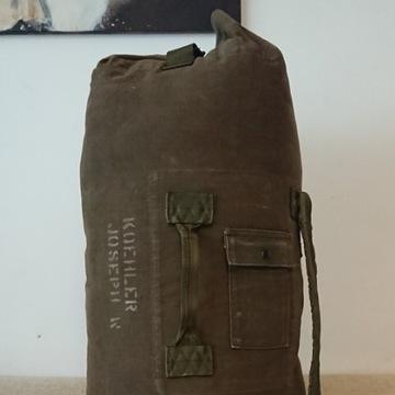 Plecak wojskowy przywieziony z USA
