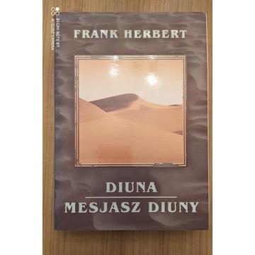 Diuna - Mesjasz Diuny